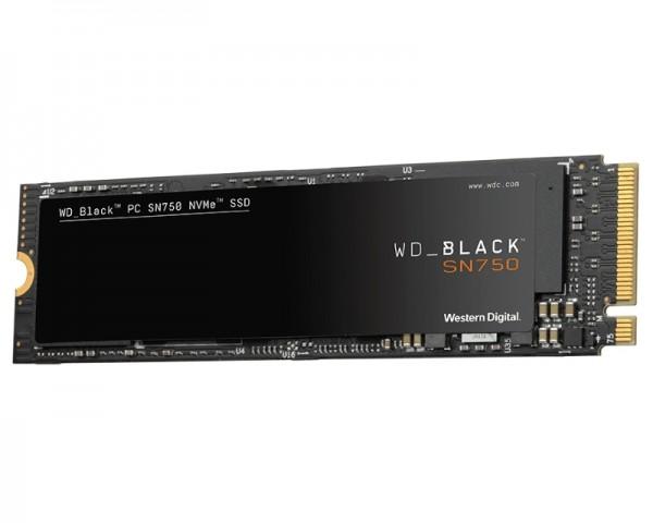 WD 250GB M.2 NVMe WDS250G3X0C Black