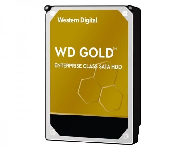 WD 6TB 3.5'' SATA III 256MB 7.200 WD6003FRYZ Gold DC