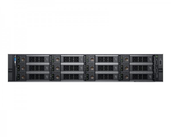DELL PowerEdge R540 1x Xeon Gold 5218 16C 16GB H730P 600GB SAS 750W (1+1) 3yr NBD + šine za rack