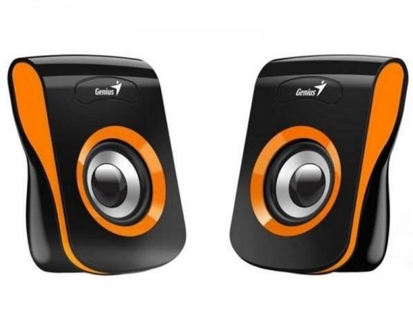 GENIUS SP-Q180 narandžasti zvučnici