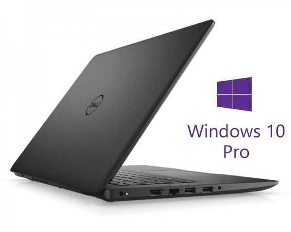 DELL Vostro 3491 14'' FHD i5-1035G1 8GB 1TB 256GB SSD GeForce MX230 2GB Win10Pro crni 5Y5B