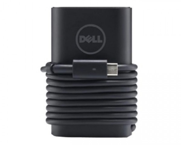 DELL E5 65W Type-C Power AC Adapter