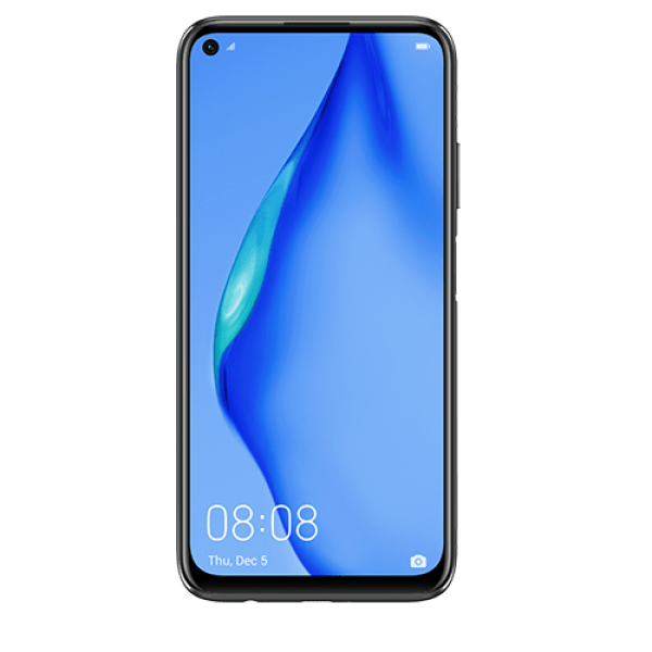 Huawei P40 Lite (Crni) 6.4'', 6 GB, 128 GB, 48 Mpix + 8 Mpix + 2 Mpix + 2 Mpix