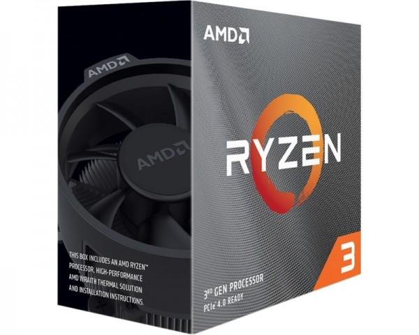 AMD Ryzen 3 3300X 4 cores 3.8GHz (4.3GHz) Box