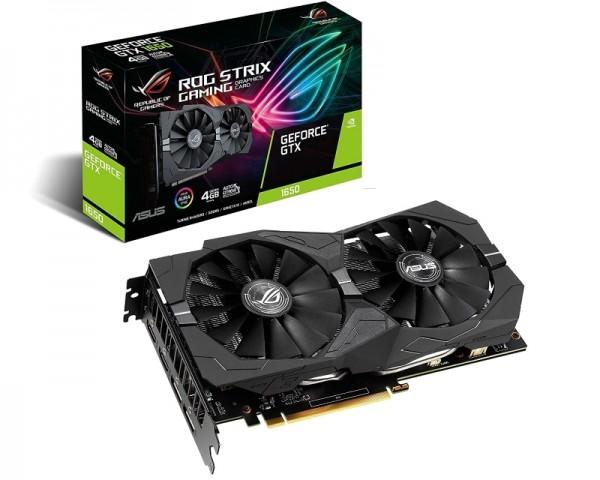 ASUS nVidia GeForce GTX 1650 4GB 128bit ROG-STRIX-GTX1650-4G-GAMING