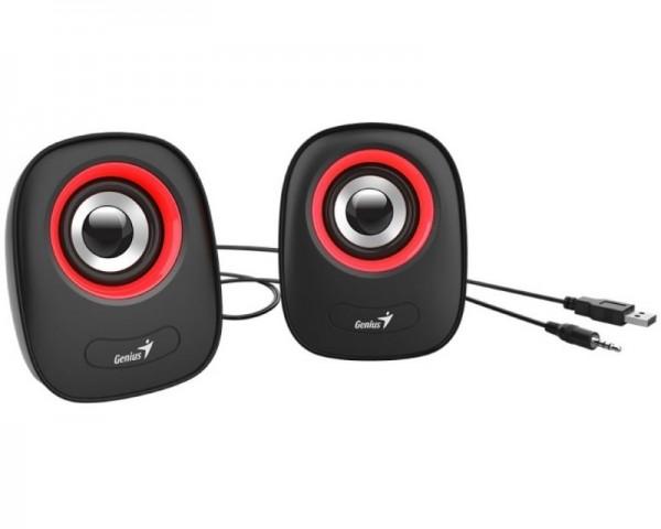 GENIUS SP-Q160 crveni zvučnici