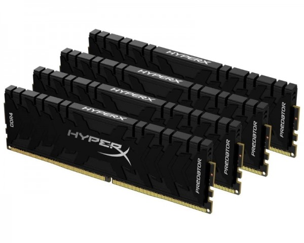 KINGSTON DIMM DDR4 128GB (4x32GB kit) 2666MHz HX426C15PB3K4128 HyperX Predator