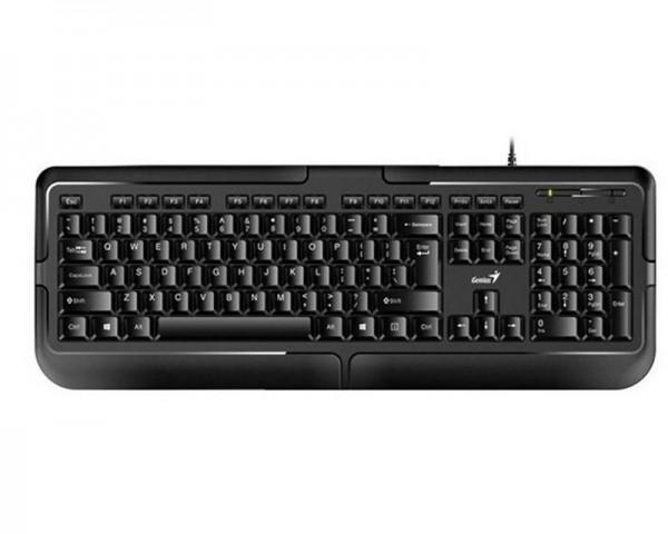 GENIUS KB-118 USB YU crna tastatura