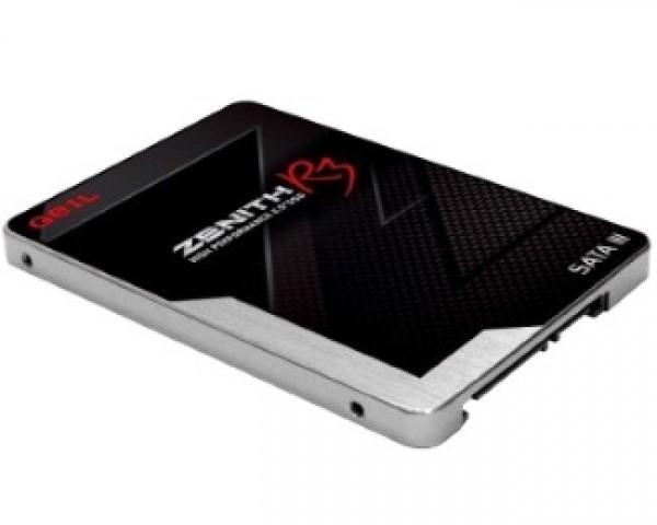 GEIL 256GB 2.5'' SATA3 SSD Zenith R3 GZ25R3-256G