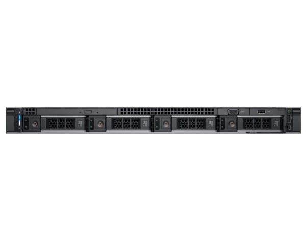 DELL PowerEdge R640 Xeon Silver 4208 8C 1x16GB H730P 300GB SAS 750W (1+1) 3yr NBD + Sine za Rack + Broadcom 57416 DP 10GbE + Intel Ethernet