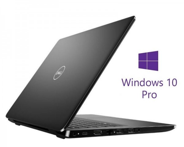 DELL Latitude 3400 14'' FHD i5-8265U 8GB 256GB SSD Backlit FP Win10Pro 3y NBD
