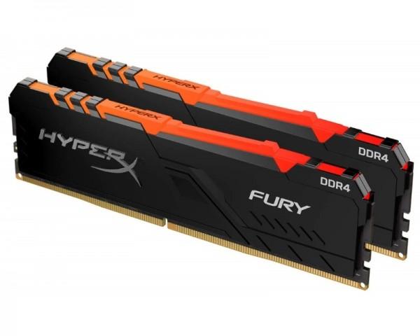 KINGSTON DIMM DDR4 64GB (2x32GB kit) 3466MHz HX434C17FB3AK264 HyperX FURY RGB
