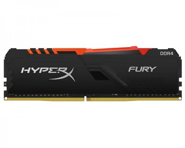 KINGSTON DIMM DDR4 32GB 3200MHz HX432C16FB3A32 HyperX Fury RGB