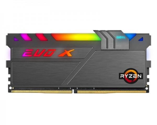 GEIL DIMM DDR4 8GB 3000MHz EVO X II RGB GAEXSY48GB3000C16ASC