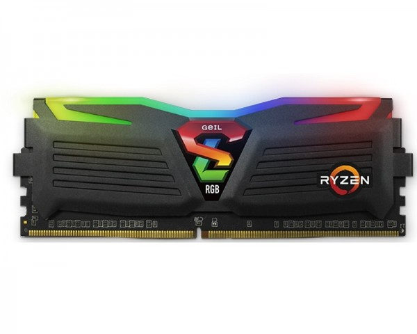 GEIL DIMM DDR4 16GB 3000MHz Super Luce RGB GALS416GB3000C16ASC