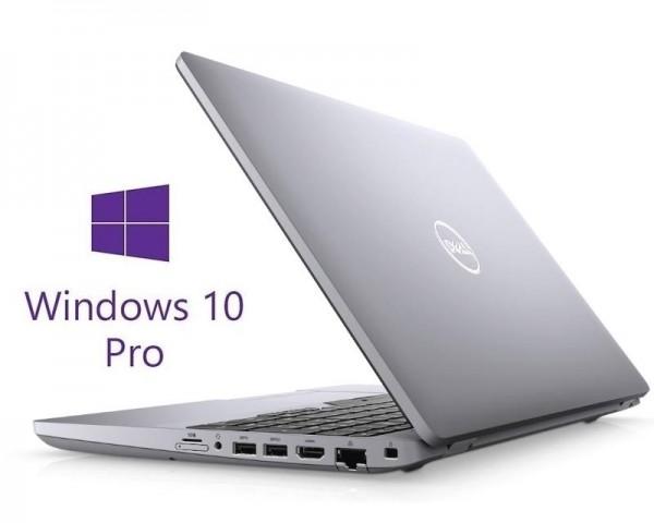 DELL Precision M3551 15.6'' FHD i7-10750H 16GB 512GB SSD Quadro P620 4GB Backlit FP SC Win10Pro 3yr NBD