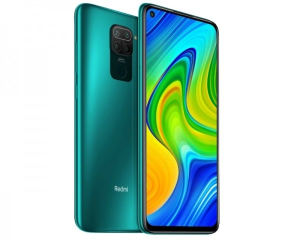 XIAOMI Redmi Note 9 3+64GB FOREST GREEN