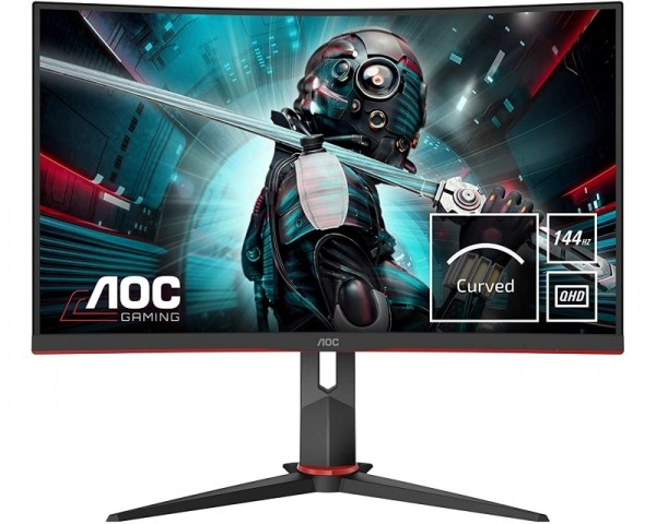 AOC 27'' CQ27G2UBK WLED monitor