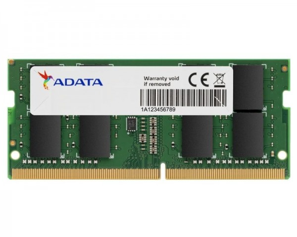 A-DATA SO-DIMM DDR4 16GB 2666MHz AD4S2666716G19-SGN