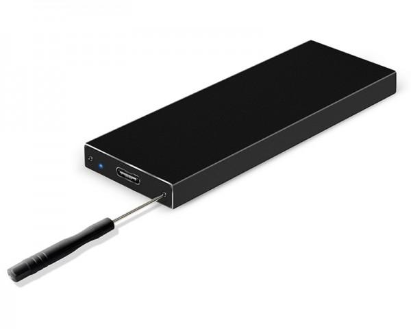 MAIWO Externo Kućište za M.2 SSD USB 3.1 Aluminium case K16NC