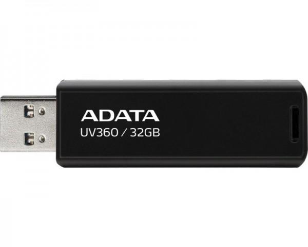 A-DATA 32GB 2.0 AUV360-32G-RBK crni