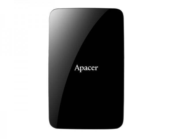 APACER AC233 2TB 2.5'' USB 3.2 crni eksterni hard disk