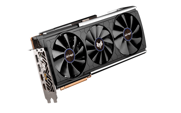 Sapphire Radeon NITRO+ RX 5700 XT BE 8G GDDR6