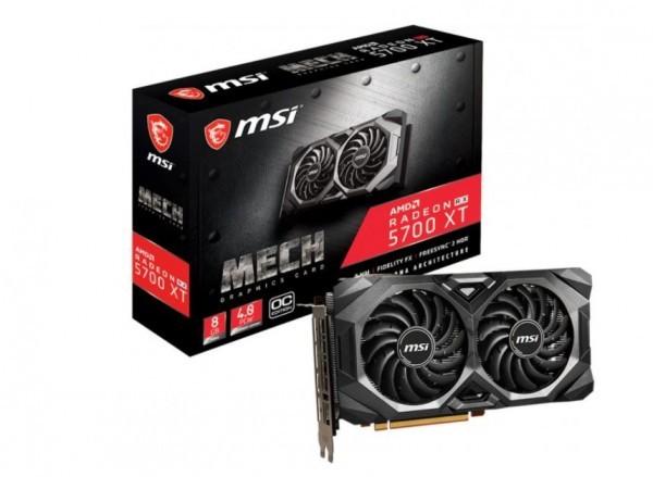 MSI 5700XT MECH OC 8GB DDR6