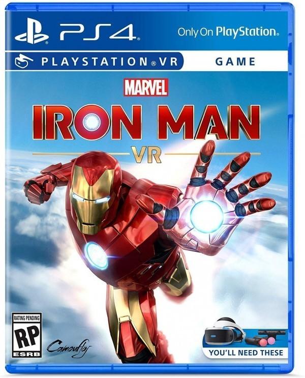 Sony (PSVR) Marvels Iron Man VR igrica za PS4
