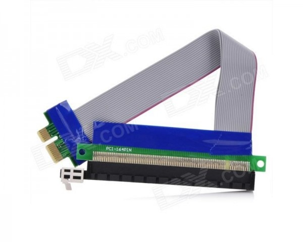 JAVTEC PCIe adapter