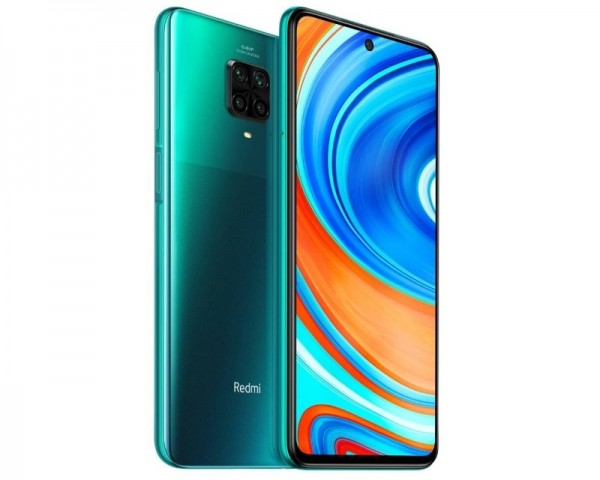 XIAOMI Redmi Note 9 Pro 6+64 Tropical Green