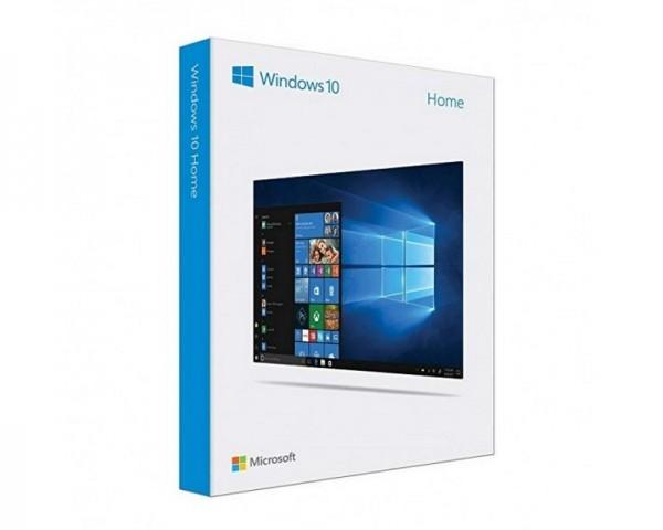 MICROSOFT Win Home 10 FPP P2 32-bit64-b (HAJ-00054)