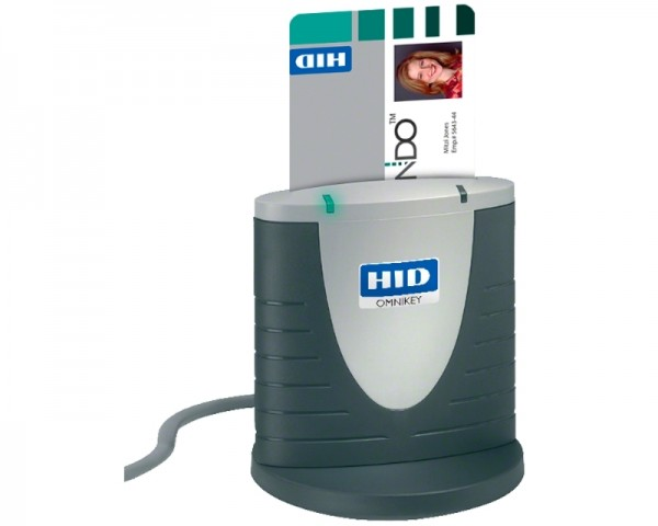 HID OMNIKEY 3121 USB Smart Card Reader BULK