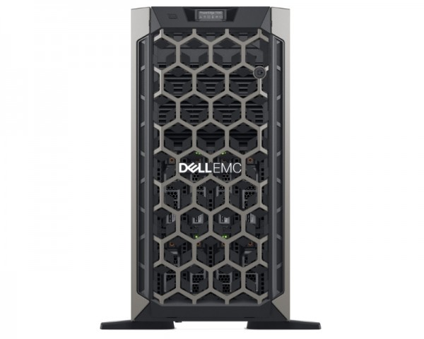 DELL PowerEdge T440 2x Xeon Gold 5215 10C 4x16GB H730P 4x2TB NLSAS 495W(1+1) 3yr NBD + Broadcom 5719 QP 1GbE