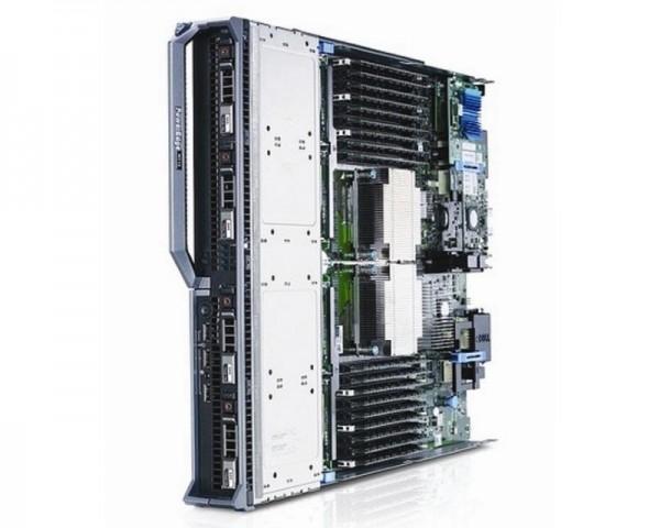 DELL PowerEdge M710 Quad Core Xeon E5687 3.6GHz 8GB 146GB SAS $