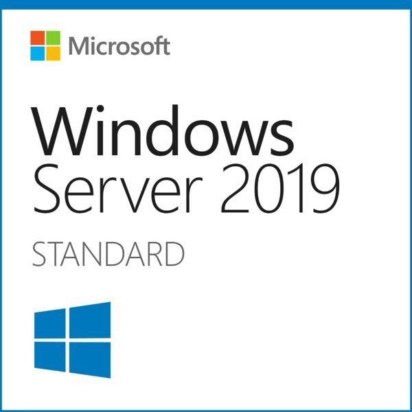 Windows Svr Std 2019 64Bit English 1pk P73-07788