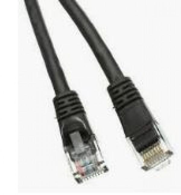 LAN UTP-Kabl E-Green UTP patch Cat5e 3m Black