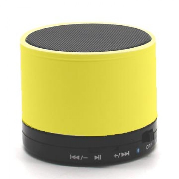 Zvučnici Bluetooth Gigatech BT-777 Yellow