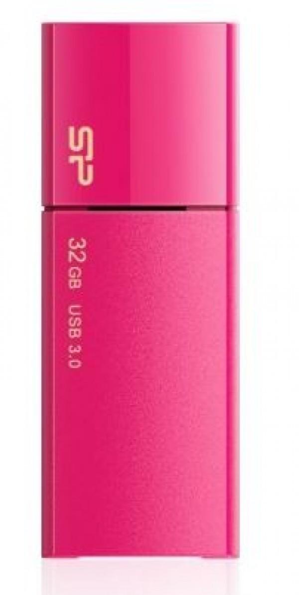 Flash Drive Silicon Power 32GB Blaze B05 USB3.0 SP032GBUF3B05V1H Peach