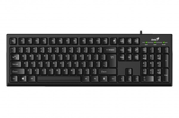 Tastatura Genius Smart KB-100 USB YU Black
