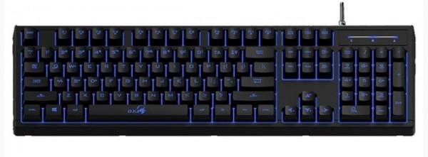 Tastatura USB Genius SCORPION K6 YU Black