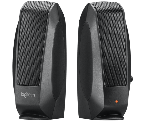 Zvucnici 2.0 Logitech S-120 BLACK