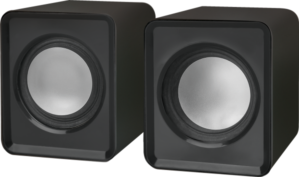 Zvučnici Defender SPK 22,USB 2.0, 5W, crni