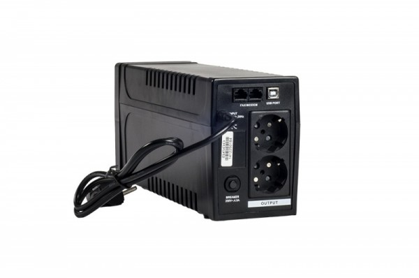 UPS 600VA Samurai Power SMART 600 LCD 360W