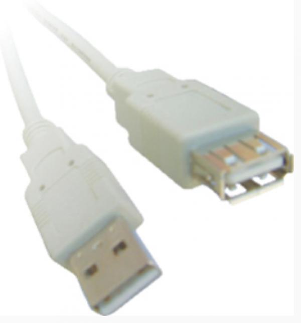 Kabl Wiretek Produzni USB2.0 2m A-MA-F