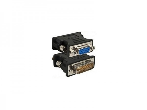 Adapter E-Green DVI-I Dual Link (M) VGA D-sub (F)