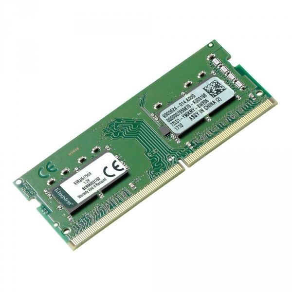 RAM SODIMM DDR4 Kingston 4GB 2400MHz KVR24S17S64