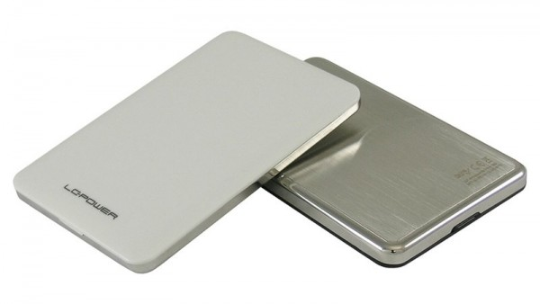 HDD Rack LC Power 2.5'' LC-25U3-7W SATA White USB3