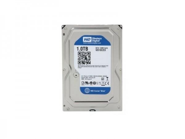 HDD WD 1TB WD10EZEX SATA3 7200 64MB Caviar Blue