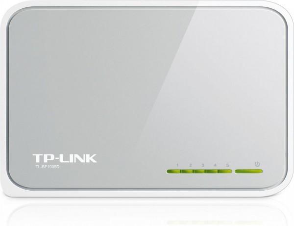 LAN Switch TP-LINK TL-SF1005D 10100 5port
